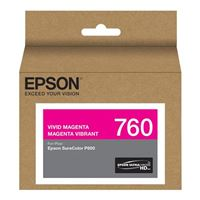 Epson 760 Vivid Magenta Ink Cartridge