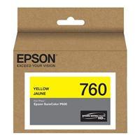 Epson T760420 Yellow Ink Cartridge