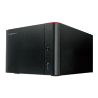 BUFFALO TeraStation 1400D Desktop 12 TB (4 x 3TB) NAS Hard Drives Included (TS1400D1204)