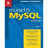 Mike Murach & Assoc. Murach's MySQL, 2nd Edition