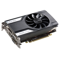 EVGA GeForce GTX 960 Superclocked Gaming 2GB GDDR5 (Single-Fan) Video Card