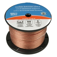 JDI Tech 100 ft. Indoor Speaker Cable (16-Gauge, 2-Conductor)