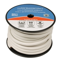 JDI Tech 50ft. Indoor Speaker Cable (16-Gauge, 4-Conductor)