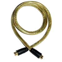 JDI Tech 25 ft. Mini-Din 4 Male to Male Cable