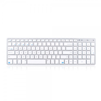 Satechi Bluetooth Smart Keyboard - White