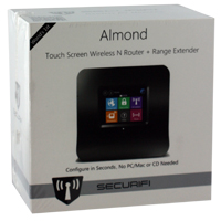 Securifi Almond Touch Screen N Router and Range Extender
