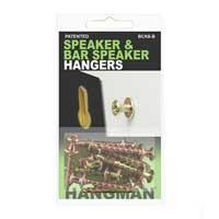 Hangman Speaker and Bar Speaker Bearclaw Hanging Screws - 6 pack
