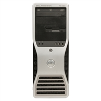 Dell Precision T5400 Workstation Desktop Computer Off Lease Refurbished