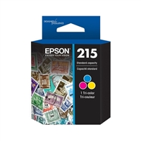 Epson 215 Tri-Color Ink Cartridge