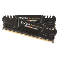 EVGA 8GB DDR3-1866 (PC3-14900) CL 9 Desktop Memory Kit (Two 4GB Memory Modules)