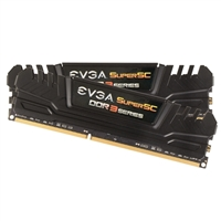 EVGA 16GB DDR3-2133 (PC3-17000) CL11 Dual Channel Desktop Memory Kit (Two 8GB Memory Modules)
