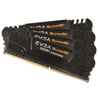 EVGA 16GB DDR4-2800 (PC4-22400) CL16 Desktop Memory Kit (Four x 4GB Memory Modules)