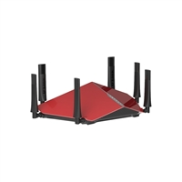 D-Link DIR-890L/R AC3200 Tri-Band Ultra Wi-Fi Wireless Cloud Router 802.11ac with Gigabit and USB 3.0