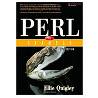 Pearson/Macmillan Books Perl by Example, 5th Edition