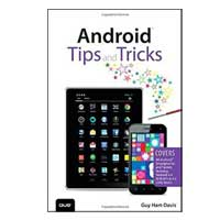 Pearson/Macmillan Books ANDROID TIPS & TRICKS