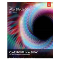 Pearson/Macmillan Books AFTER EFFECTS CC CLASSROO