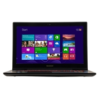 "Lenovo Y50 15.6"" Laptop Computer - Black"