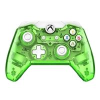 PDP Rock Candy Wired Controller for Xbox One Blueberry Boom