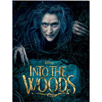 Disney Into the woods Blu-Ray