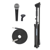 Samson Technologies VP10 Microphone Value Pack