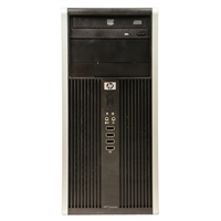 HP Elite 6000 Windows 7 Professional Desktop Computer Refurbished