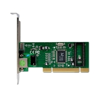 HiRO H50015 10/100/1000 32 Bit Internal PCI GigaBit Fast LAN Ethernet Card
