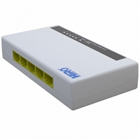 HiRO H50226 5 Port 10/100/1000 Fast Ethernet Gigabit LAN Switch