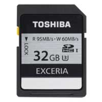 Toshiba 32GB SD Flash Card