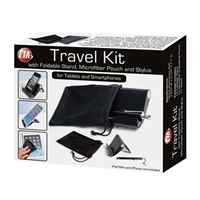 CTA Digital Travel Kit for Tablets & Smartphones