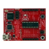 Texas Instruments MSP430G2XX Launchpad