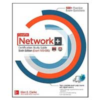 McGraw-Hill CompTIA Network+ Certification Study Guide, Sixth Edition (Exam N10-006)