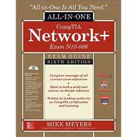 McGraw-Hill CompTIA Network+ All-In-One Exam Guide (Exam N10-006), 6th Edition
