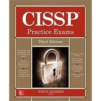 McGraw-Hill CISSP PRACTICE EXAMS 3/E