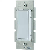 GE In Wall CFL-LED Paddle Dimmer Switch