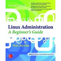 McGraw-Hill LINUX ADMIN BEGI GUIDE7/E