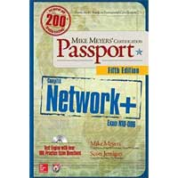McGraw-Hill CompTIA Network+ Certification Passport (Exam N10-006), 5th Edition