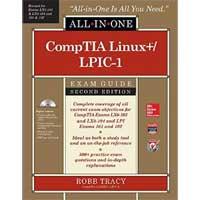 McGraw-Hill COMPTIA LINUX+/LPIC1 CERT