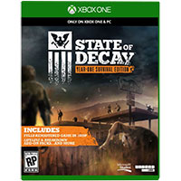 Microsoft State of Decay-X1 (Xbox One)