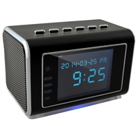 FosCam FHC52 Motion Detection Hidden Clock Radio Mini Camera DVR with Night Vision