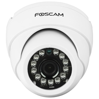 FosCam FI9851P Indoor Dome 720P Megapixel Wireless P2P IP Camera