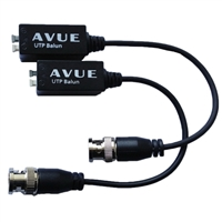 Avue Single Channel Passive Video Transceiver with Pigtail