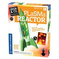 Thames And Kosmos Plasma Reactor Kit