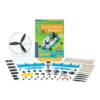 Thames And Kosmos Rubber Band Racers Kit