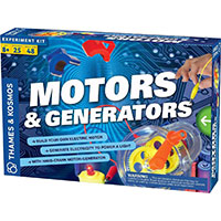 Thames And Kosmos Motors and Generators Kit
