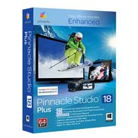 Corel Pinnacle Studio v.18.0 Plus
