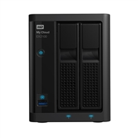 WD My Cloud Expert Series EX2100 Network Attached Storage - Diskless