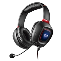Creative Labs Sound Blaster Tactic3D Rage USB v2.0 Gaming Headset - Black/Red