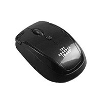 Sharper Image Wired Optical Mouse - Black