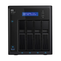 WD My Cloud Business Series DL4100 4-Bay Diskless NAS Enclosure