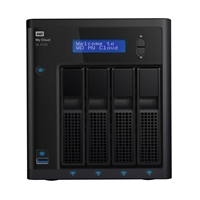 WD My Cloud Business Series DL4100 8TB 4-Bay Network Attached Storage (NAS) WDBNEZ0080KBK-NESN